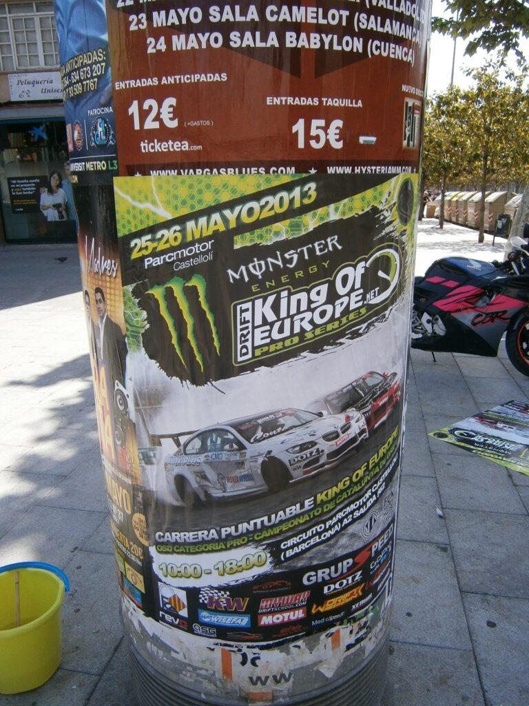 imprimir carteles publicitarios en barcelona